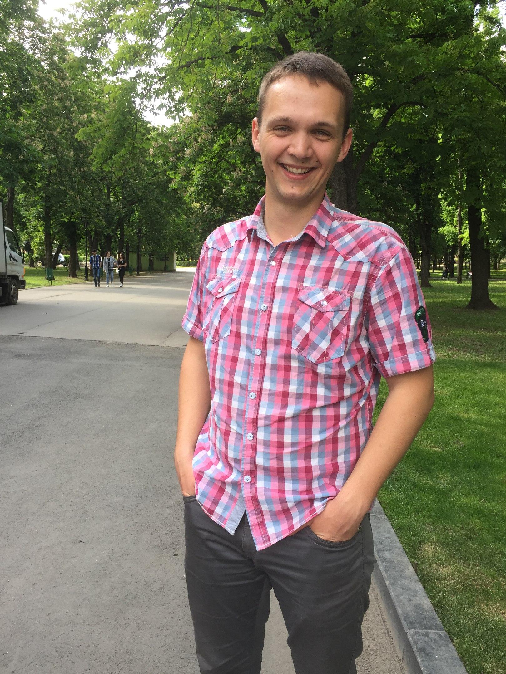 Александр Макогон